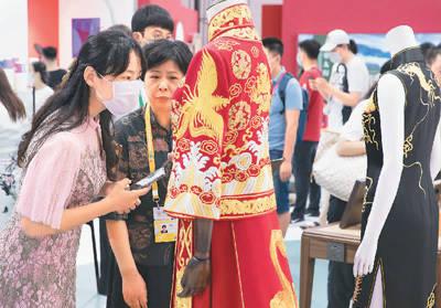 中国商品更时尚