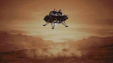 美行星科普作家评价天问一号登陆火星:火星是太阳系最难着陆的地方!