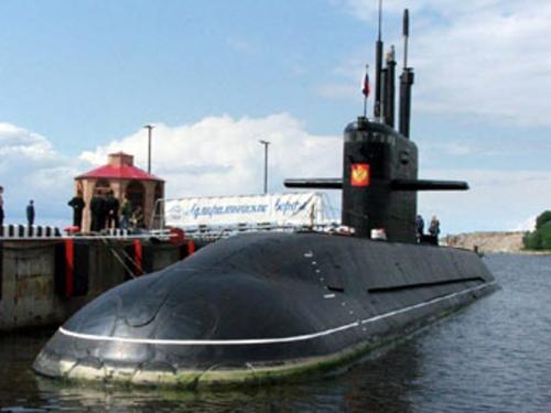 """世界一流潜艇:""""阿穆尔""""级潜艇备受各国的青睐!"""