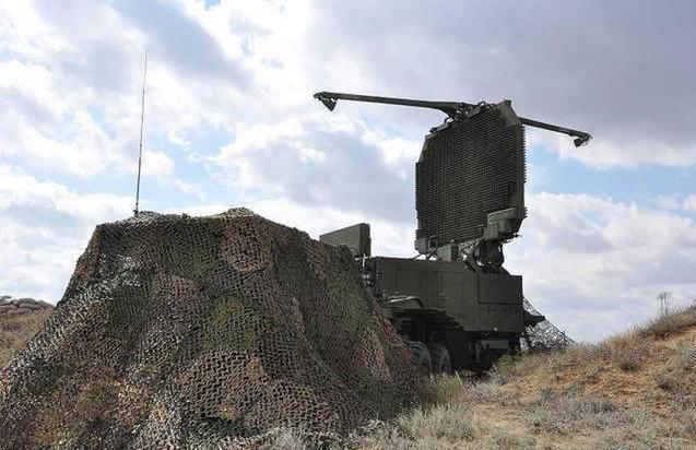"""俄装备""""叶尼塞河""""超级雷达 可跟踪高超弹药与弹"""