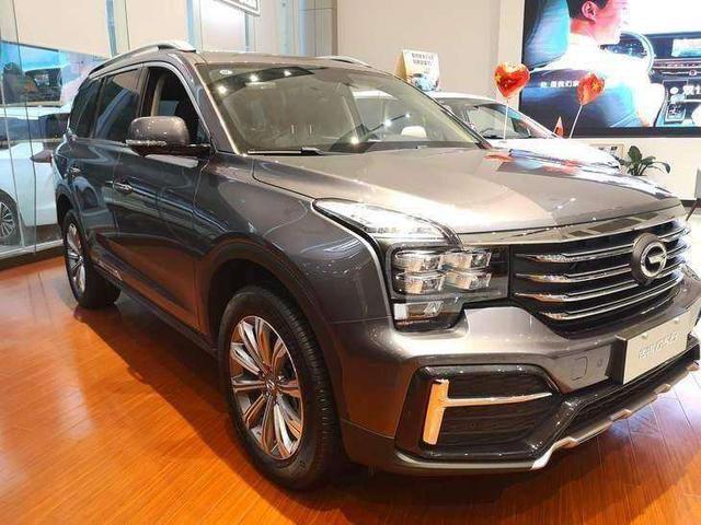 起售价20.98万元 GS8新增车型上市 智能配置全面升级