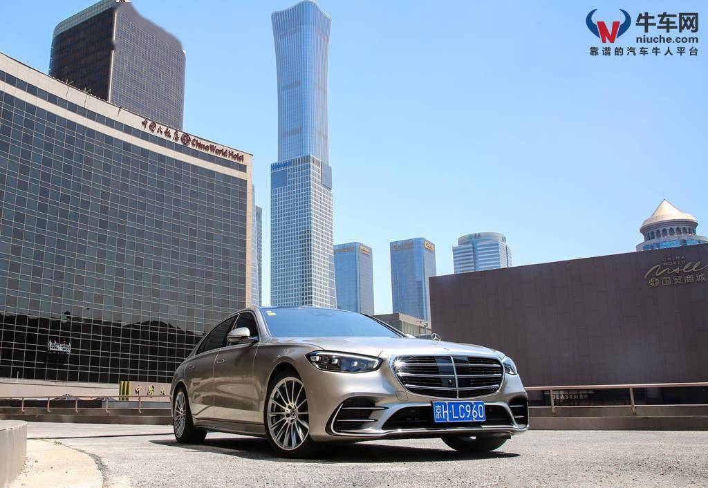 """拥有绝对的统治力,堪称汽车工业的""""天花板""""?牛车网试驾全新奔驰S500L"""