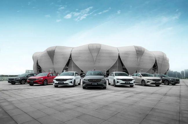 """吉利汽车5月销量96167辆 用户品牌""""我们""""正式发布"""