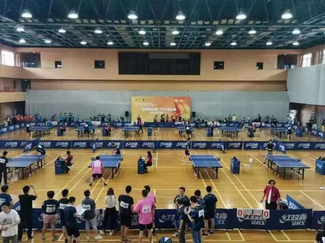 32家世界著名在华企业参赛,上海电信卫冕这场乒乓球赛