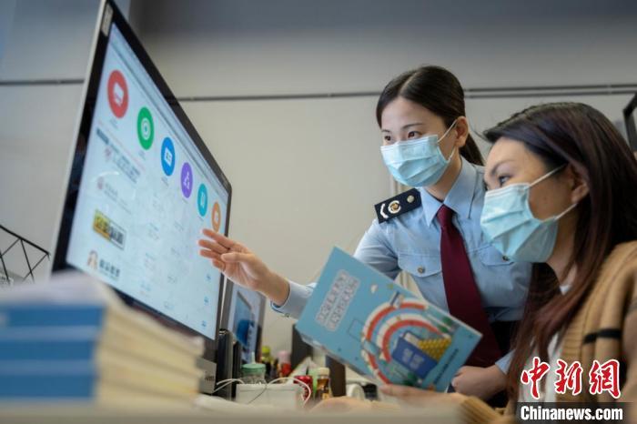 """广东:""""放管服""""改革带来办税新气象"""