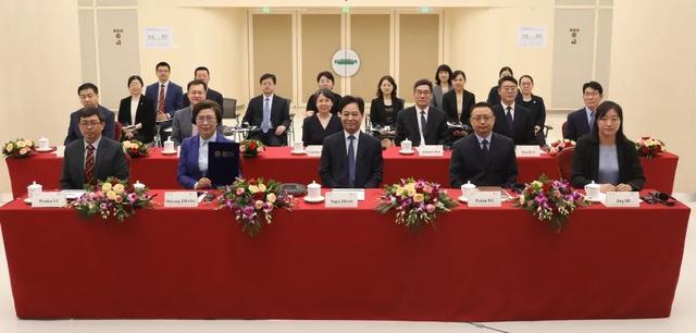 北京协和医院与美国中华医学基金会线上签约