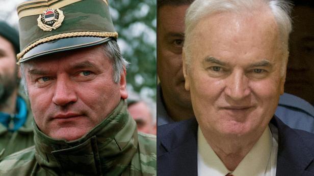 前波黑塞族军队司令姆拉迪奇上诉遭驳回,西方大加赞赏,俄罗斯鸣不平