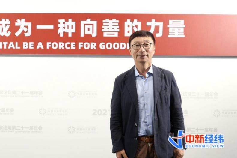 专访华泰保险董事长王梓木:保险行业存在内卷,要寻找细分赛道
