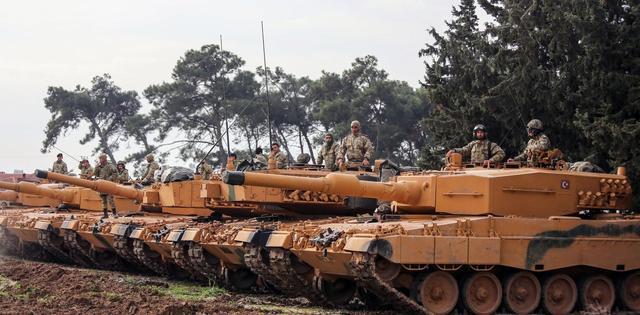 伊朗比土耳其聪明得多!同样遭受欧美制裁,军工业发展却大不相同