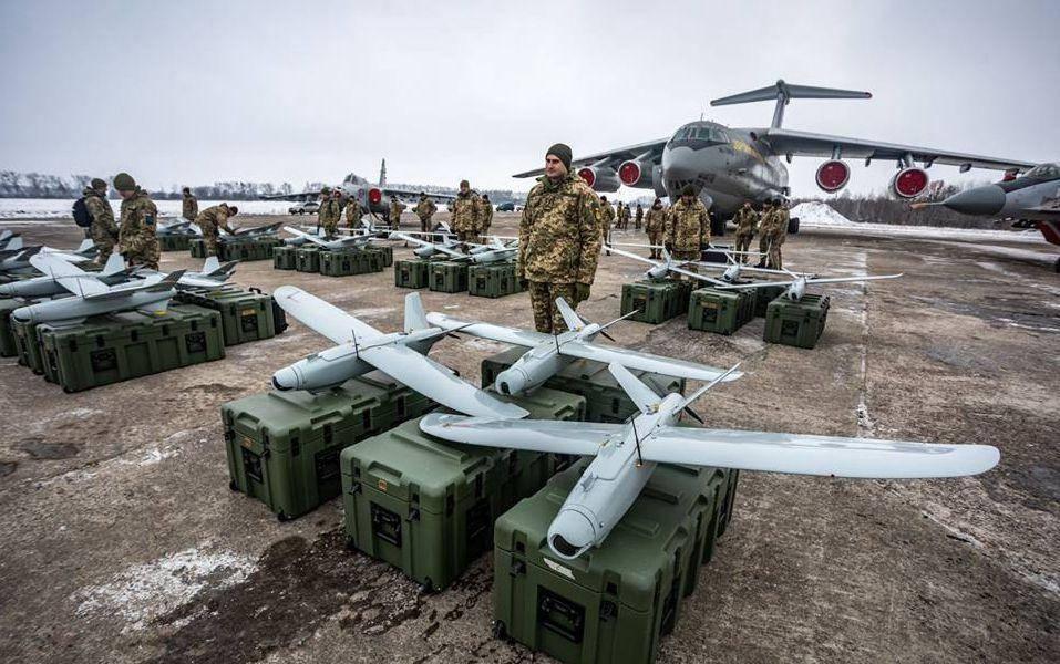 美宣布对乌克兰新军事援助 包括两部雷达几架无人机