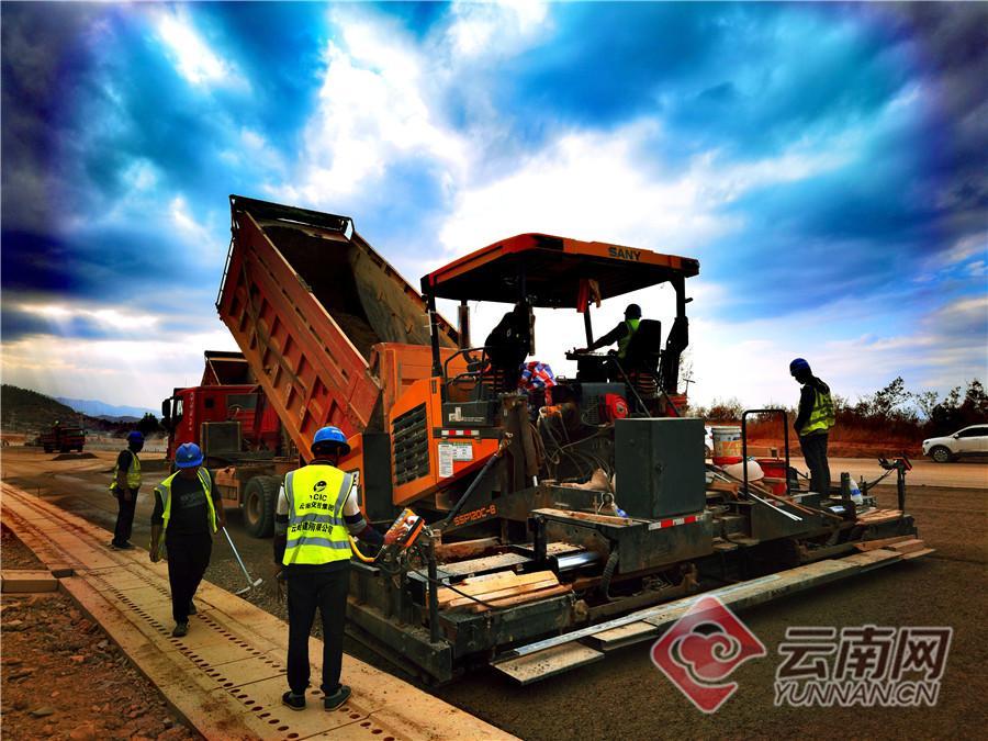 """总投资429亿 云南在建高速公路里程最长的新楚大高"""""""