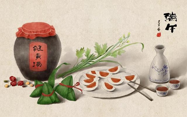粽子、艾草、雄黄酒…警惕端午习俗中暗藏的健康隐患!