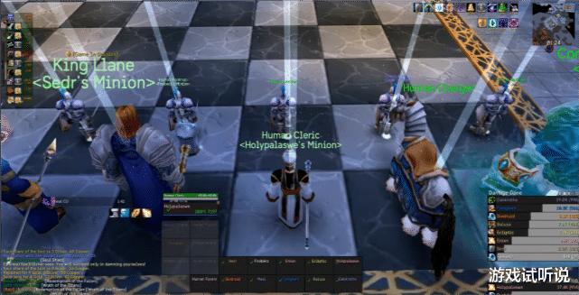 魔兽怀旧服:卡拉赞三年前的BUG修复,象棋可以正常拾取装备了