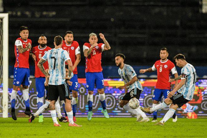 阿根廷队射手王易主!梅西一举超越巴蒂斯图塔,却无法帮球队赢球