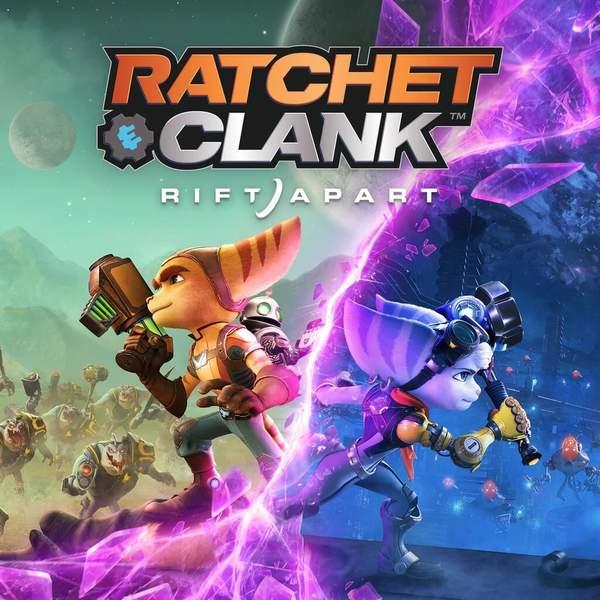 英国一周游戏销量榜:《瑞奇与叮当:裂痕》成功登顶