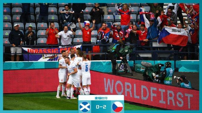 超级吊射、首张红牌,欧洲杯第4比赛日回顾