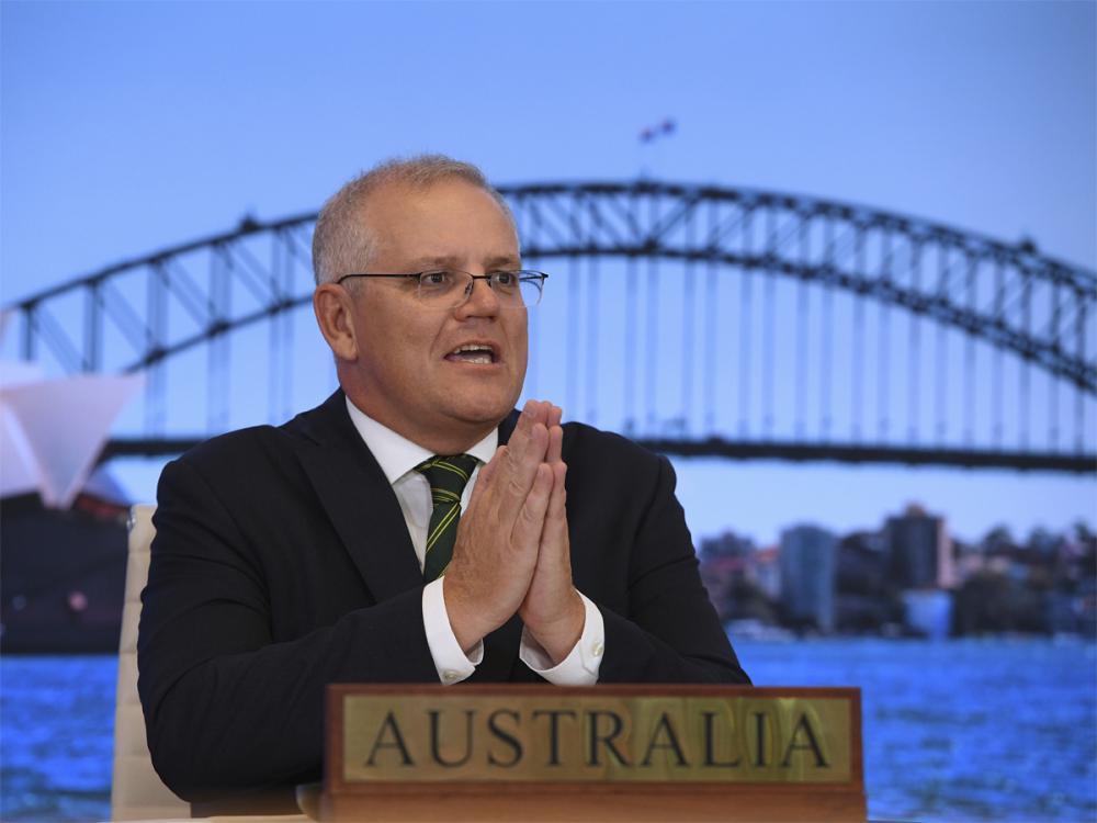 糟糕,台保不住了?美敲响丧钟,澳政客叫嚣开战,中国或成赢家?