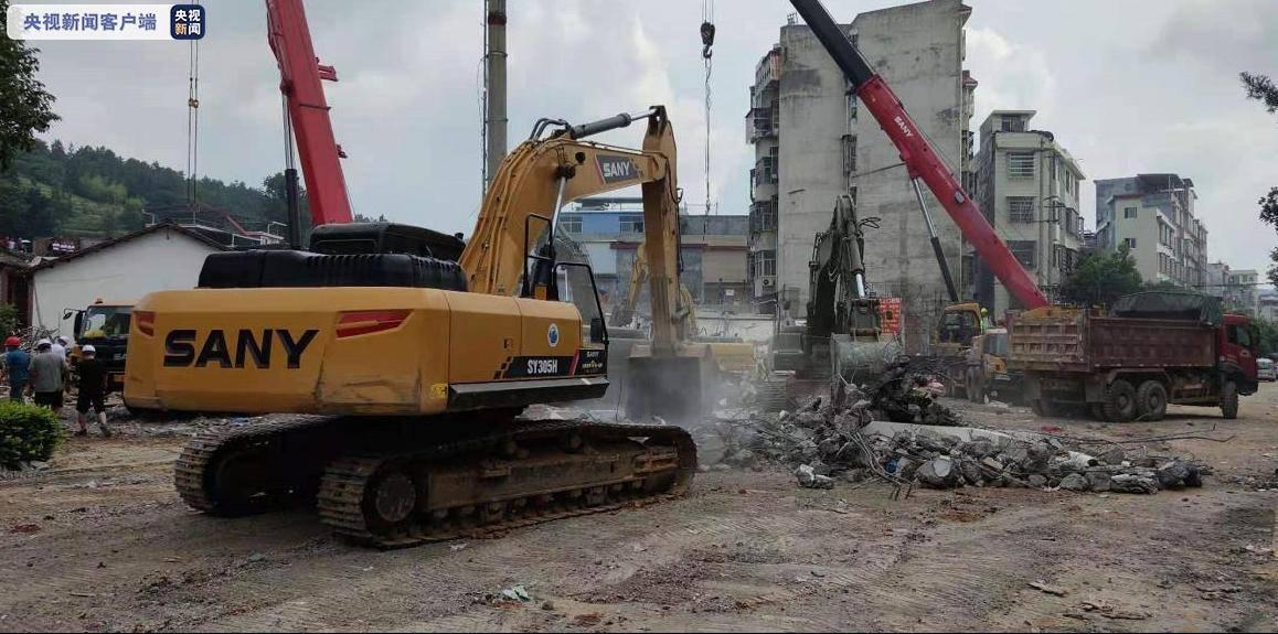 最新!湖南郴州汝城民房垮塌已致5人死亡7人受伤