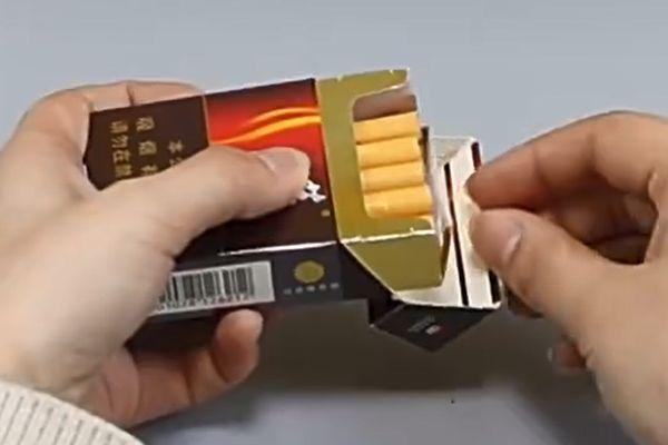 """烟盒上藏着一个""""小机关"""",烟厂员工不会告诉你,学会受用一生!"""