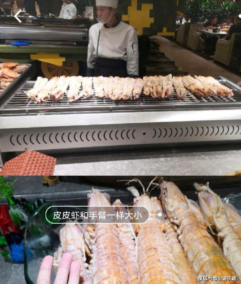 我和老公从抚顺跑到天津,只为了吃一个人400元的自助餐!