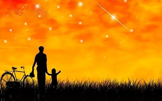 父亲节——深情无声,大爱无言