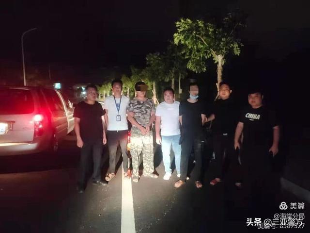 教育整顿引领促工作 三亚海棠警方打掉一电缆盗销团伙 破获大小案件 105起