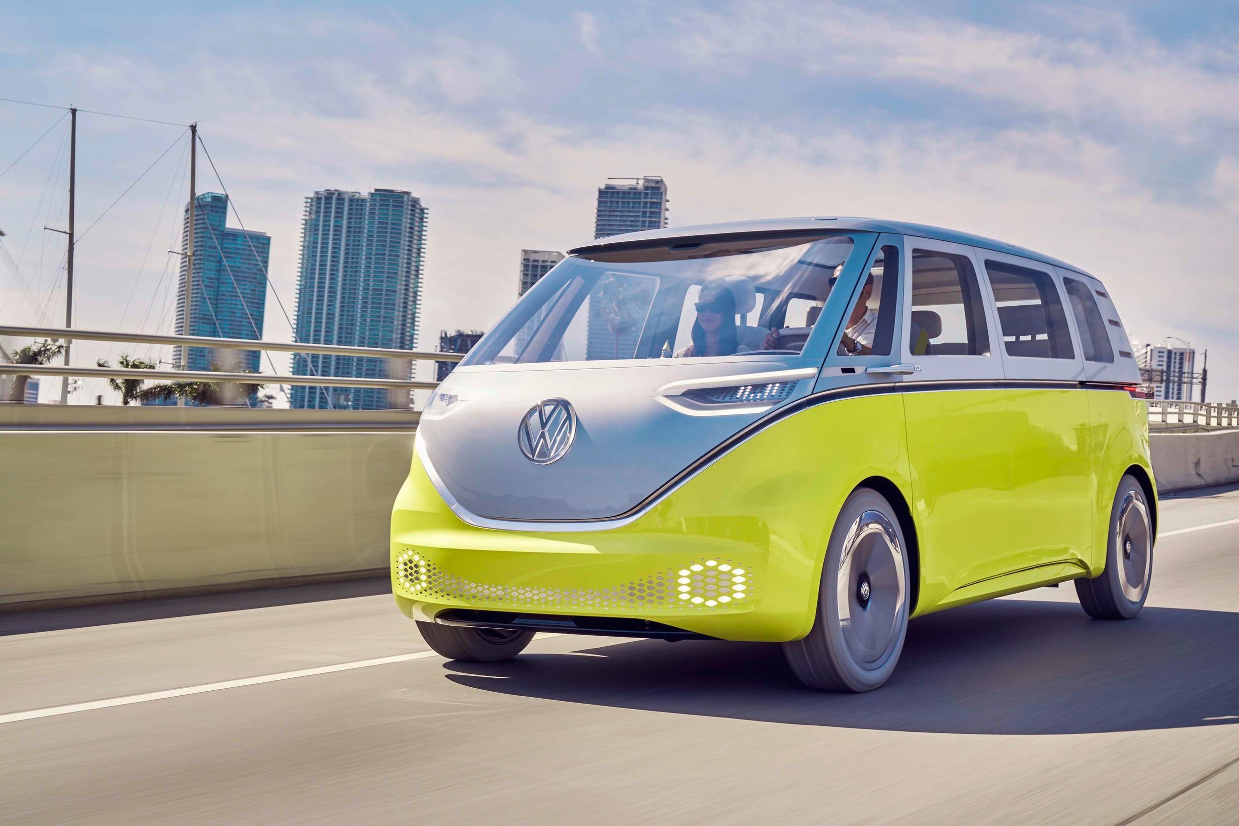 电动车成为汽车行业的新宠儿?大众公司计划大规模转向电动汽车!