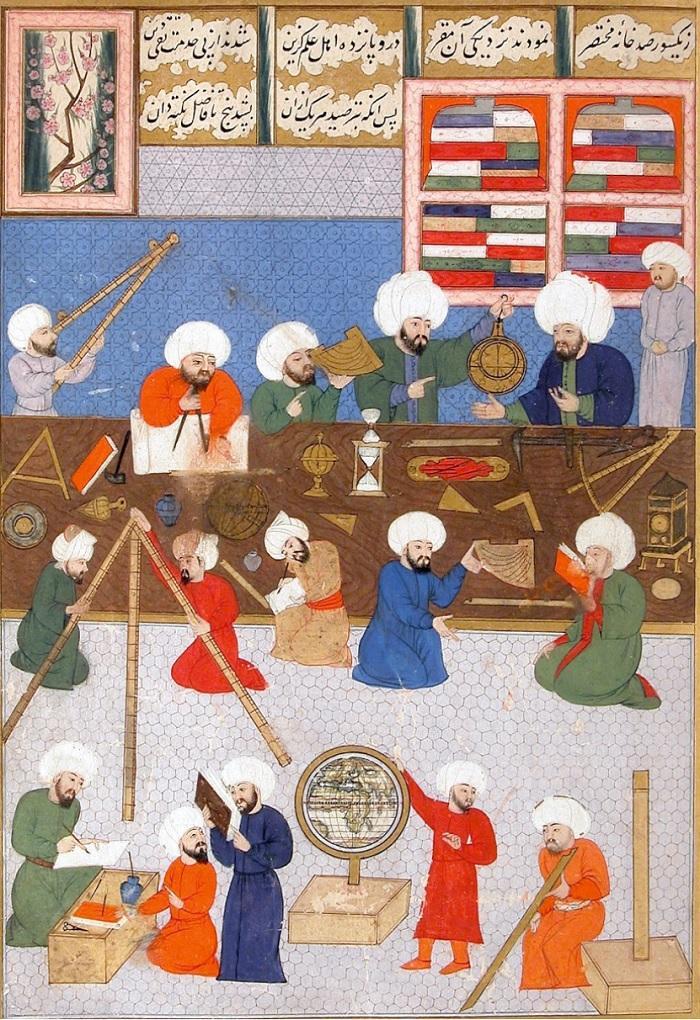 会议︱丝绸之路上的科技史