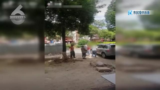 """男子因2块的停车费要开车撞人 还称把人撞死有""""免死金牌"""""""