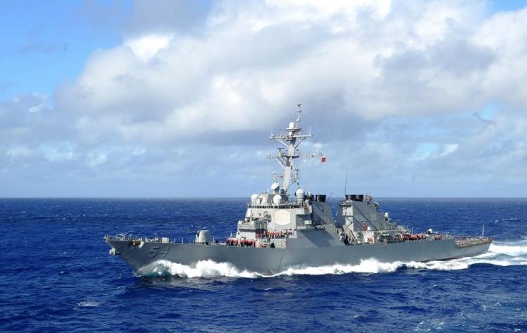 岛内专家呼吁提供台军事设施给美军优先构建战时所