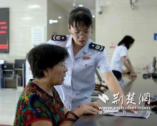 洪湖市税务局优化便民办税服务 赋能企业促发展