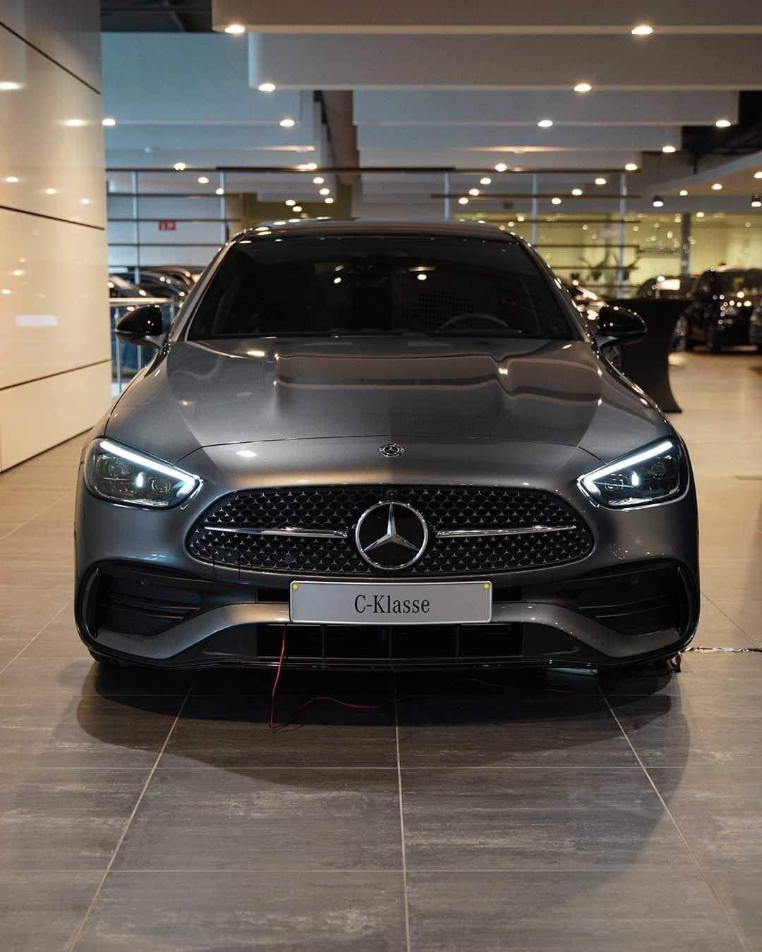 国产版有望8月上市 全新的风格 全新奔驰C级海外到