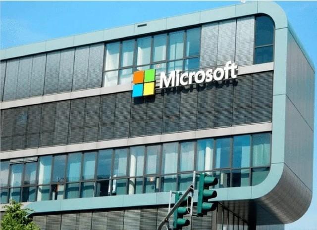 微软市值突破2万亿美元,成第二家破2万亿公司