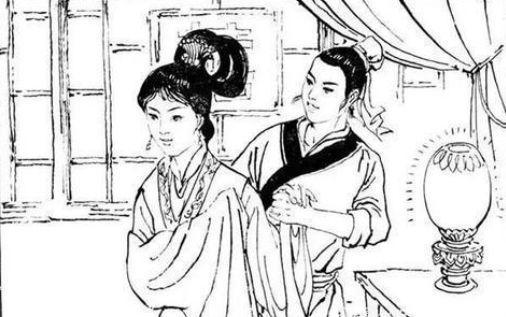 民间故事:丈夫善心没得善报,妻子愤恨写一语,没想丈夫