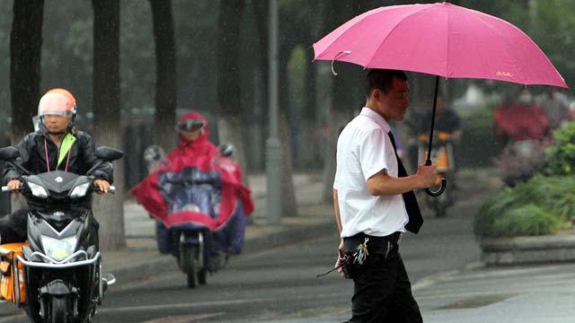 多地遇今年入汛以来最强降雨