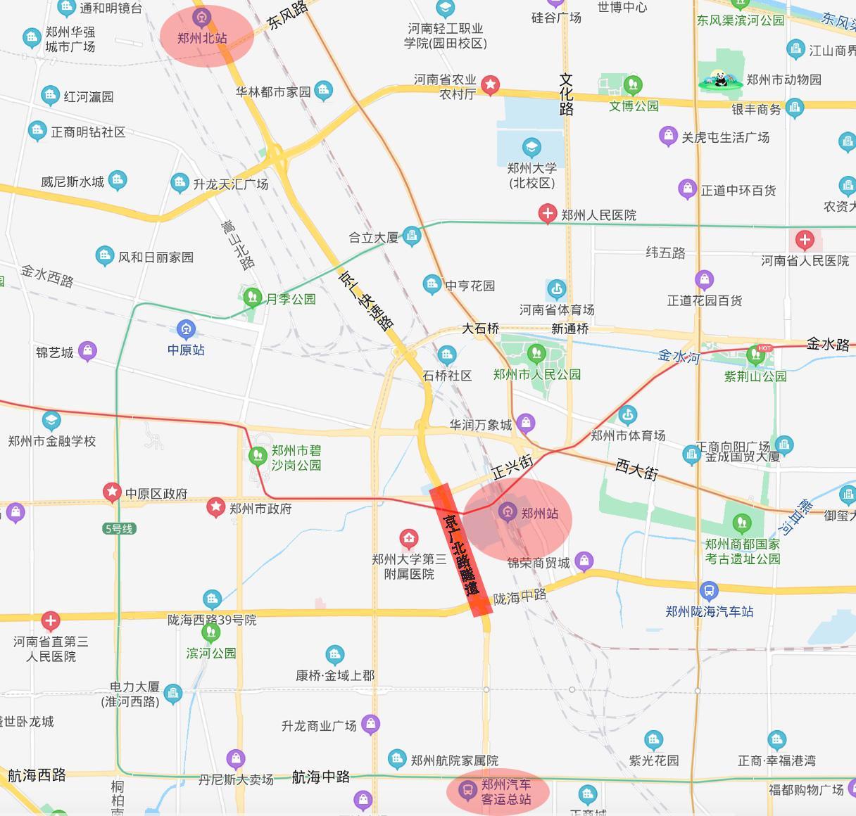 """在郑州隧道吼人下车的男子找到了:""""我们逃出二十分钟后,京广北路隧道全淹了"""""""
