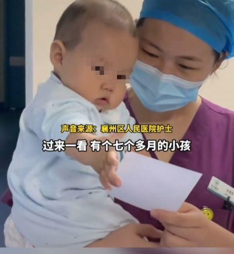湖北7月大男婴父母车祸双亡,医院护士充当临时爸妈,有后续了