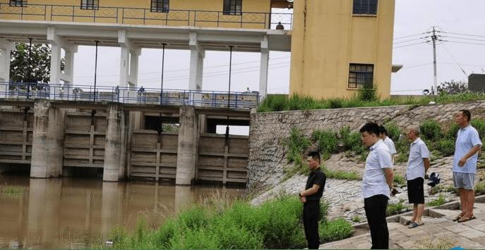 太康县大许寨镇全力确保洪峰过境应急准备