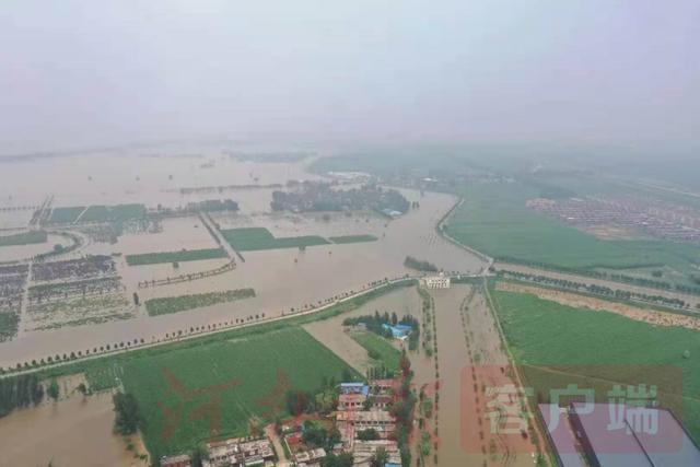 权威发布 新乡128万多人受灾 目前仍有1万余人受困 抢险仍在进行
