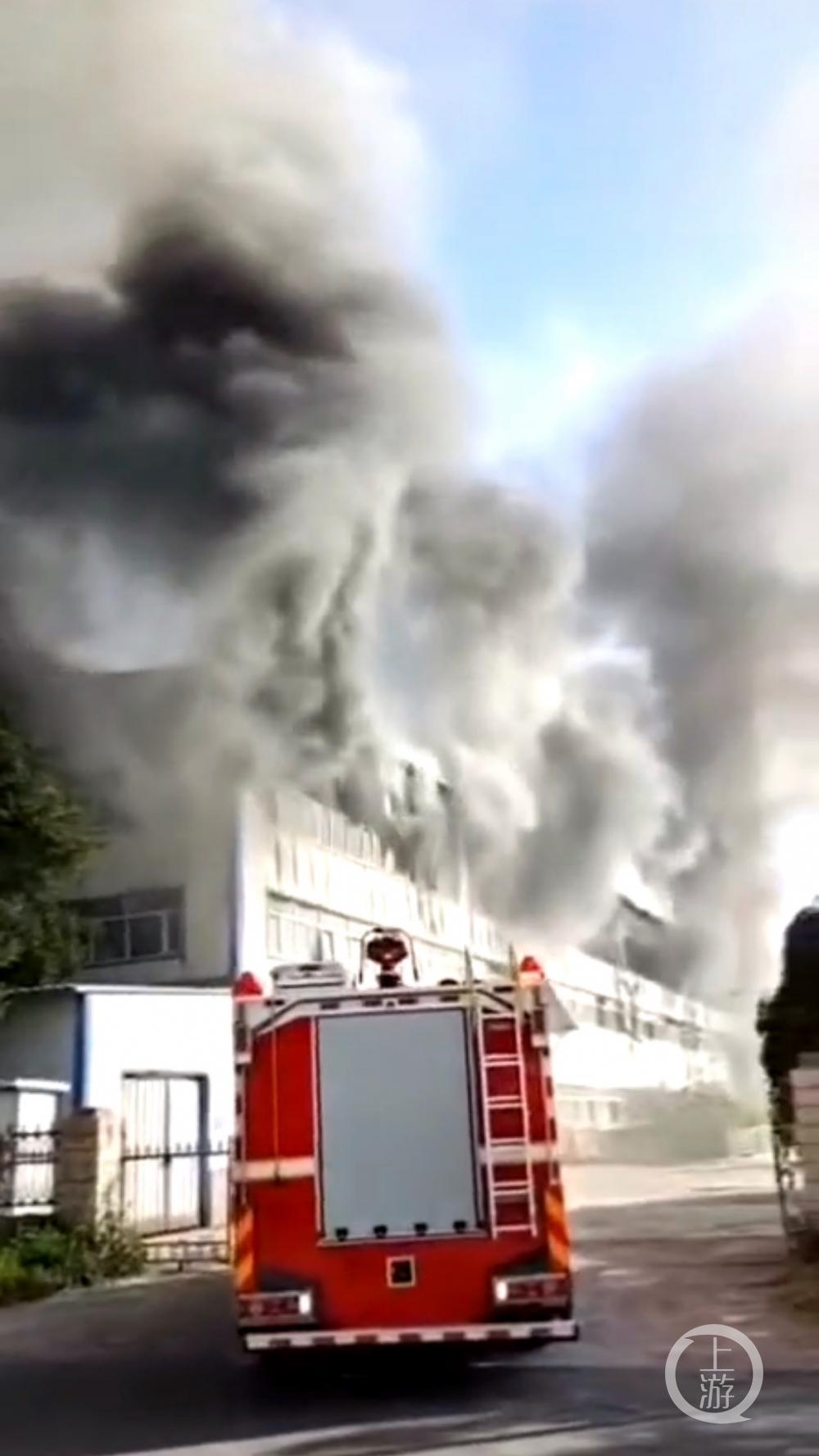 吉林长春物流仓库起火致14人死亡12人重伤,仓库内有婚纱摄影店等多家企业