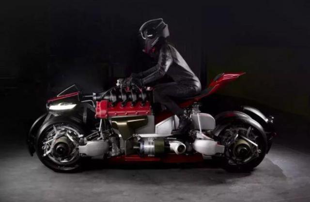 印度小伙研发空气动力摩托,不用油不用电,600元就能造一辆