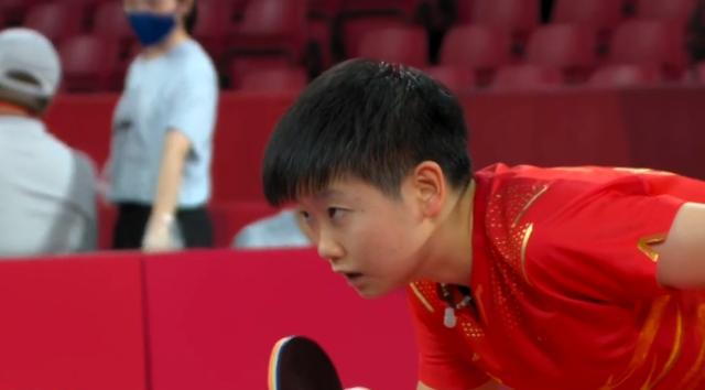 乒乓球女单-孙颖莎4-0横扫摩纳哥选手 兵不血刃晋级16强
