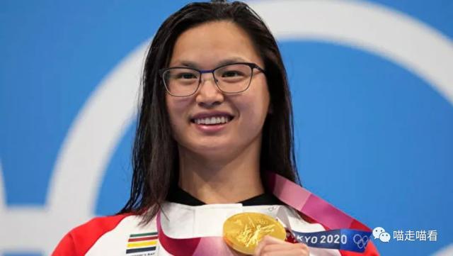 20年前被领养,加国华裔女孩东京奥运摘金