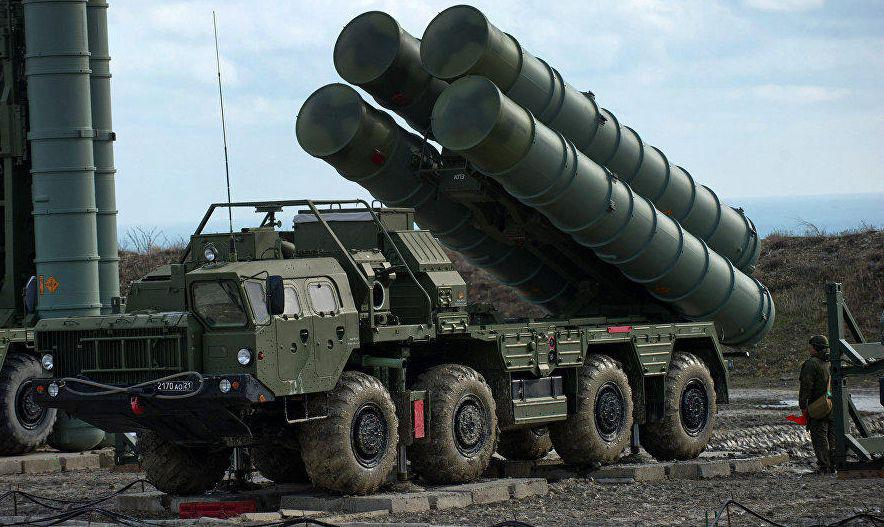 S400导弹雷达锁定F16!土耳其军方透露3发3中:曾发现F35的信号