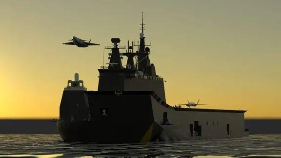 土耳其展示超音速攻击无人机概念,马达西奇提供发动机