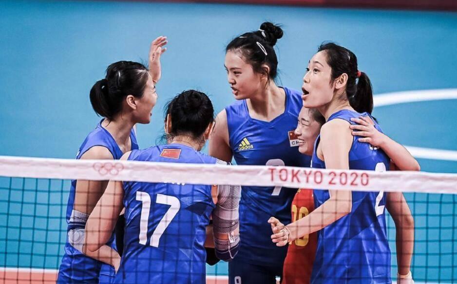 奥运会中国女排0-3不敌美国,真实原因曝光,球迷发声令人心酸
