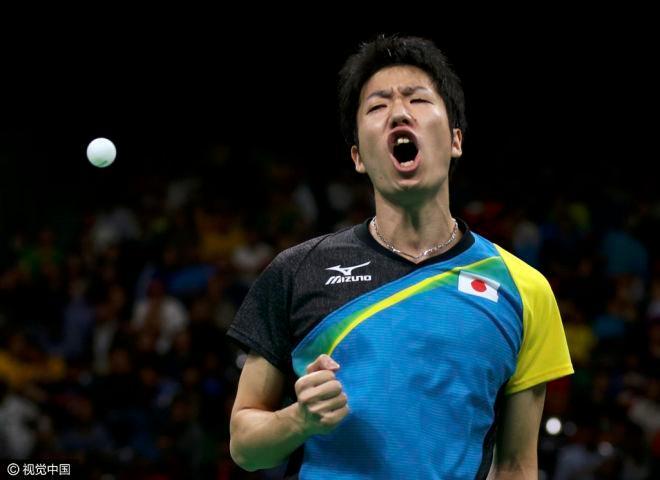日媒称水谷隼是世界乒坛历史第一人:集齐了金银铜