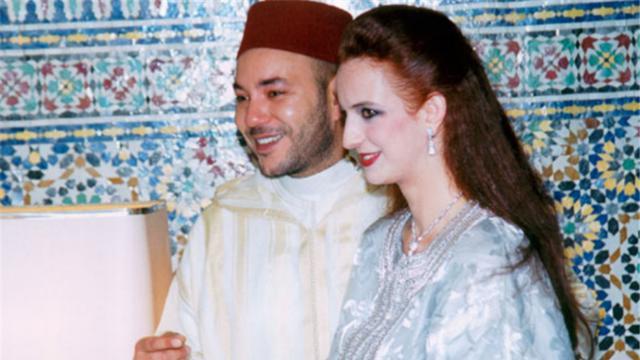 摩洛哥国王与王妃相恋17年爱到骨髓,为何离婚?背后原因让人泪目
