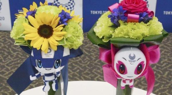 东京奥运会颁奖花束部分来自福岛,韩媒:可能有辐射