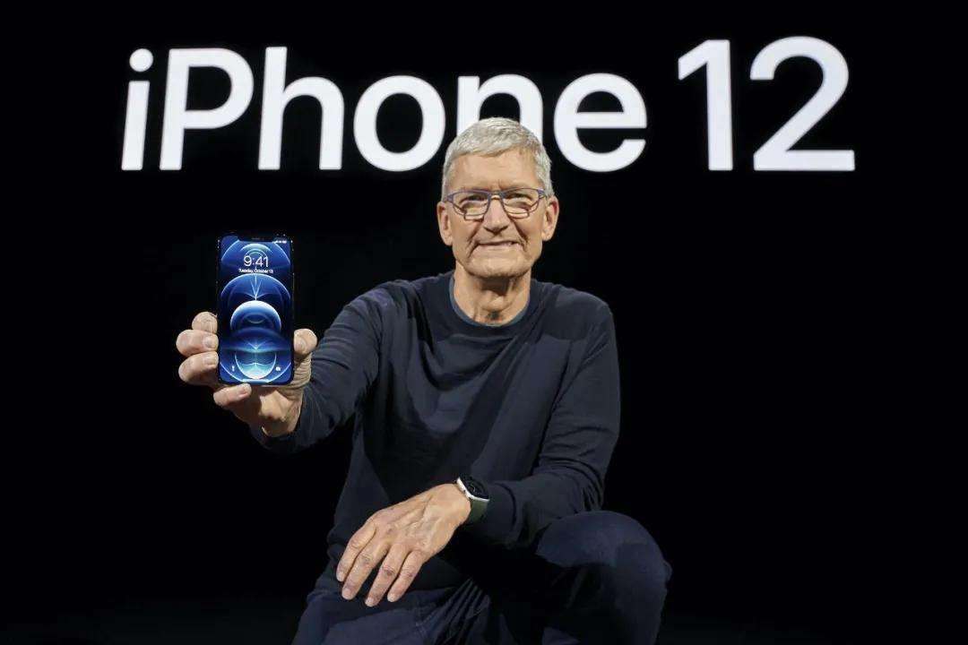 iPhone 12销量大增,中国消费者后劲十足!库克:最强的市场!
